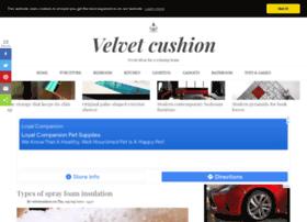 velvetcushion.com