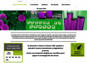 vencerelcancer.org
