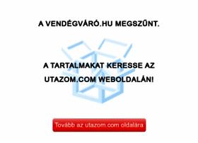vendegvaro.hu