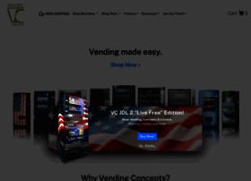 vendingconcepts.net