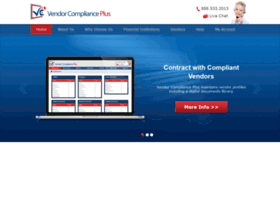 vendorcomplianceplus.com