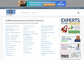 vendordirectory.shrm.org