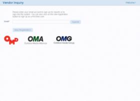 vendorinquiry.omnicommediagroup.com