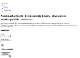 veneakku.fi