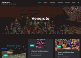 venerateguild.com