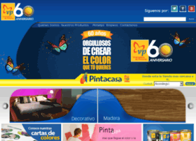 venezolanadepinturas.com