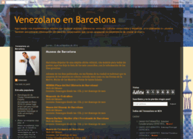 venezolanoenbcn.blogspot.com