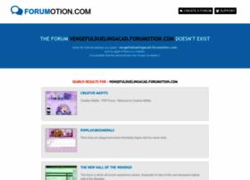 vengefulduelingacad.forumotion.com