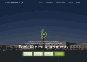 Veniceapartments.org