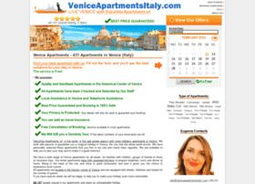 veniceapartmentsitaly.com