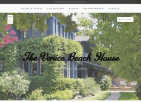 venicebeachhouse.com