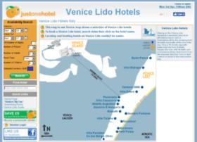 venicelidohotels.com