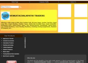 venkatachalapathitraders.com