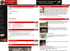 venomousreptiles.org