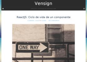 vensign.com