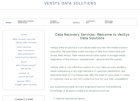 vensys.co.uk