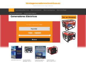 ventageneradoreselectricos.es