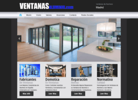 ventanasaluminio.com