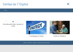 ventasde7digitos.com