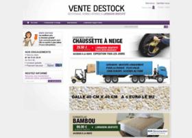 vente-destock.com