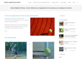 vente-materiel-tennis.com