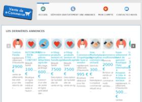 ventedeecommerce.com