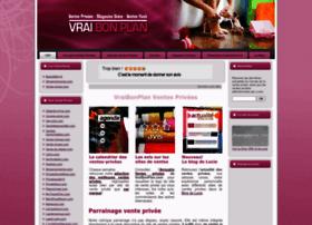 ventes-privees.vraibonplan.com