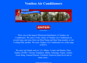 ventlessairconditioners.com