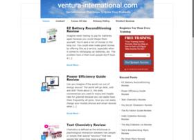 ventura-international.com