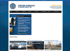 venturahydraulics.com