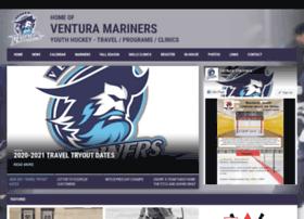 venturamarinershockey.com