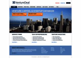 venturedeal.com