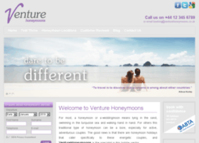 venturehoneymoons.co.uk