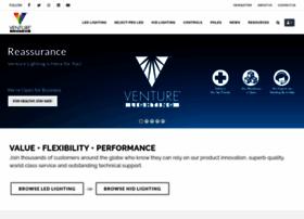 venturelighting.com
