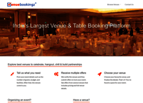 venuebookingz.com