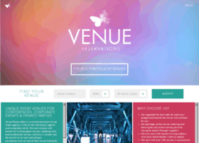 venuereservations.co.uk