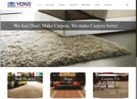 venuscarpets.com