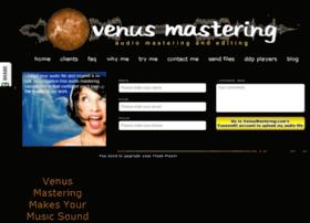 venusmastering.com