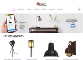 venzariluminacion.com.ar