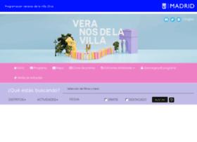 veranosdelavilla.esmadrid.com