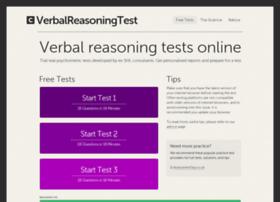 verbalreasoningtest.org