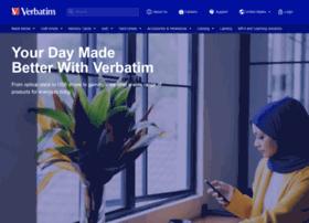 verbatim-europe.com