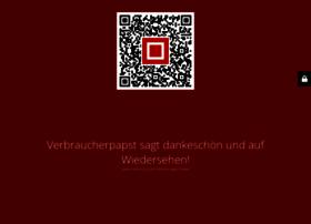 verbraucher-papst.de