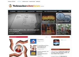 verbraucherschutzforum.berlin