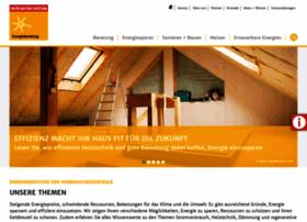 verbraucherzentrale-energieberatung.de