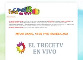 vercanal13envivo.com.ar
