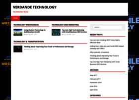 verdandetechnology.com