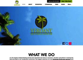 Verdanttreefarm.com
