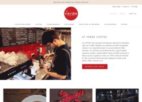 verdecoffee.com