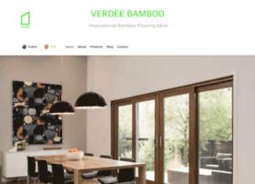 verdeebamboo.com